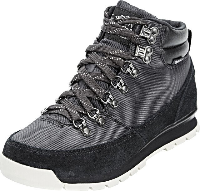 The North Face Back to Berkeley Redux Shoes Dame tnf blackvintage white